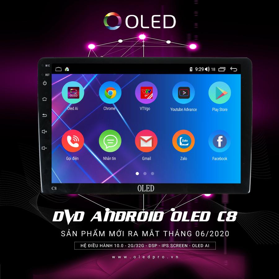 Android OLED C8