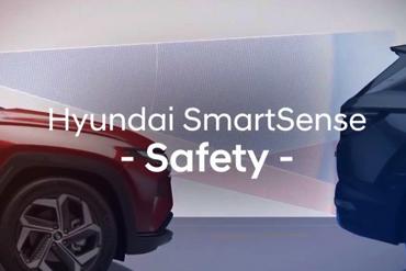 Hệ thống Smart Sense trên xe Hyundai là gì ?