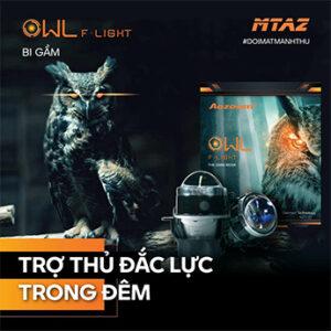 Bi gầm Aozoom OWL F-Light