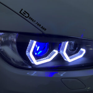 LED mí BMW 328i
