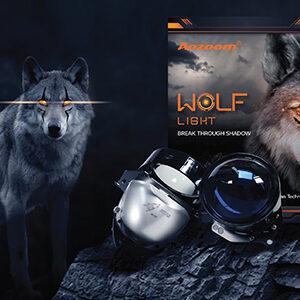 Bi LED Aozoom WolfLight