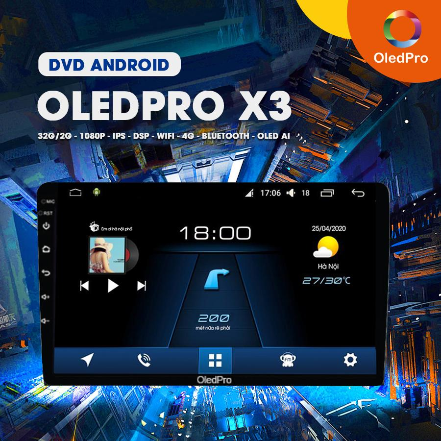 Android OLED Pro X3