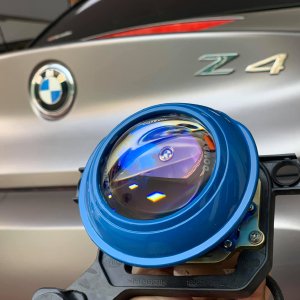 BMW Z4 lên Laser Omega, LED mí và Angle Eye