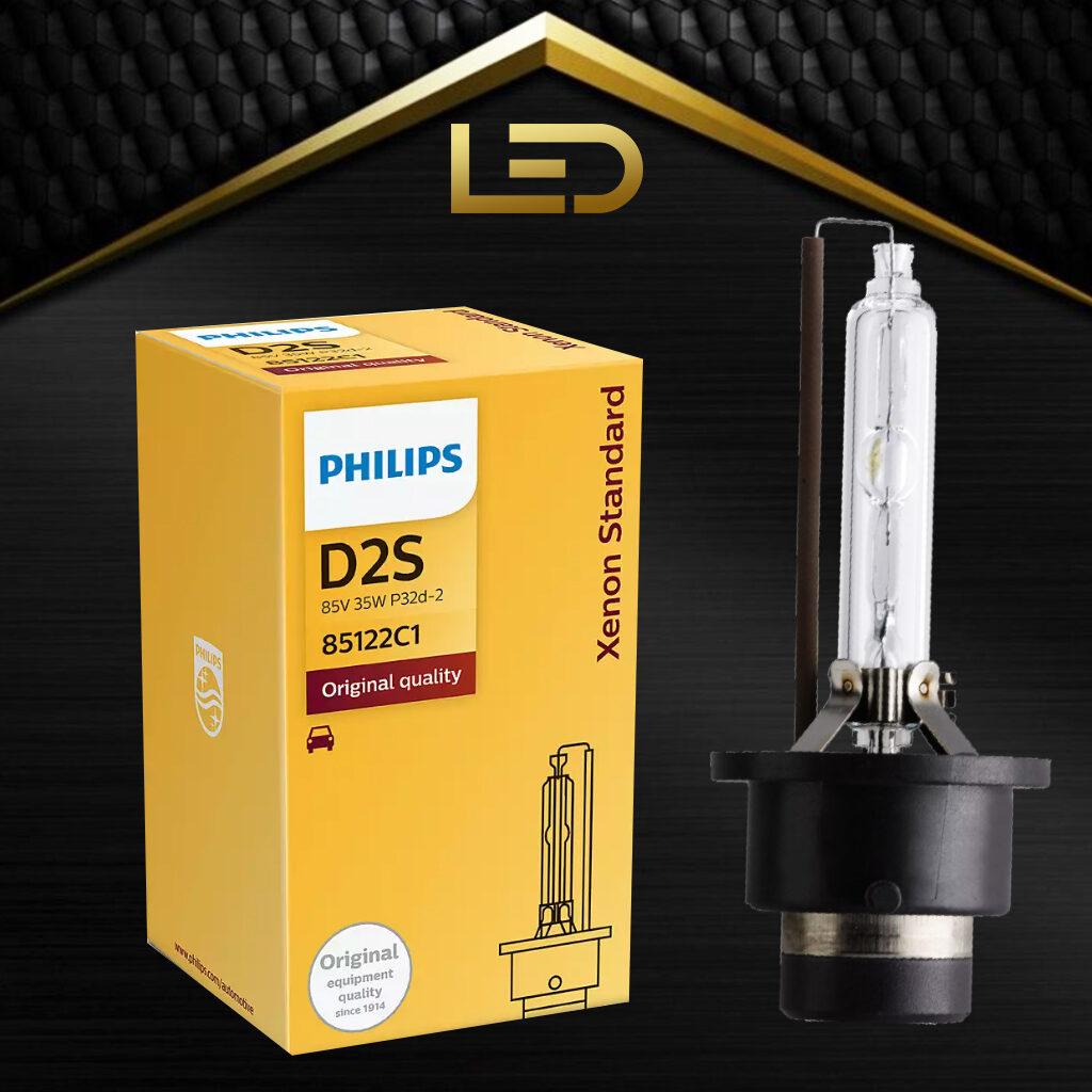 Bóng đèn pha Xenon Standard D2S