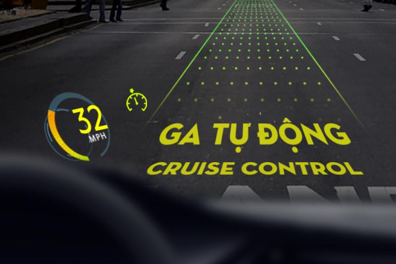 Cruise Control/LIM là gì ?