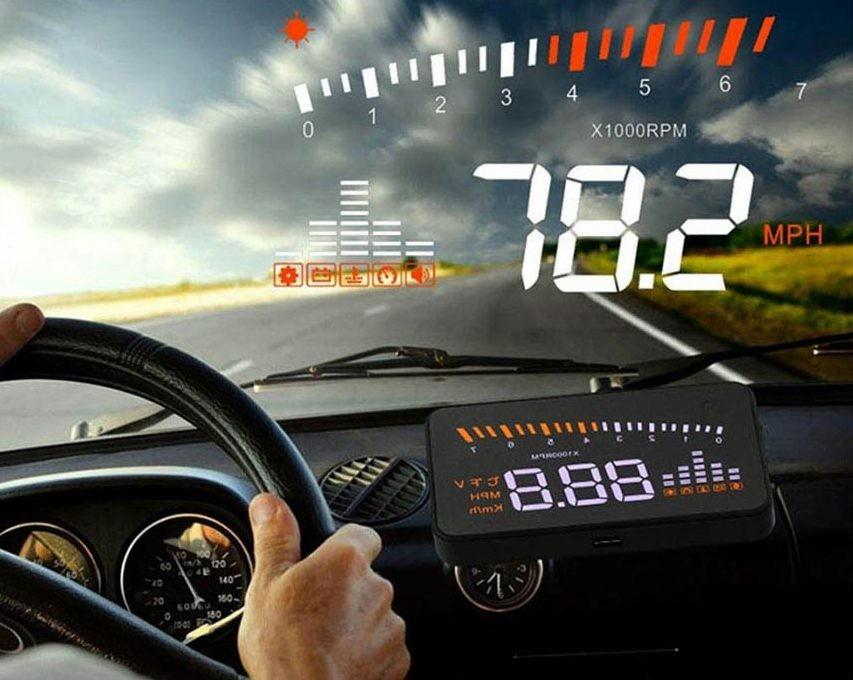 Thông tin chi tiết về bộ hiển thị và cảnh báo tốc độ
