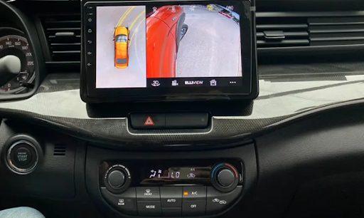 Độ camera 360 cho ô tô   Camera 360 hãng Elliview