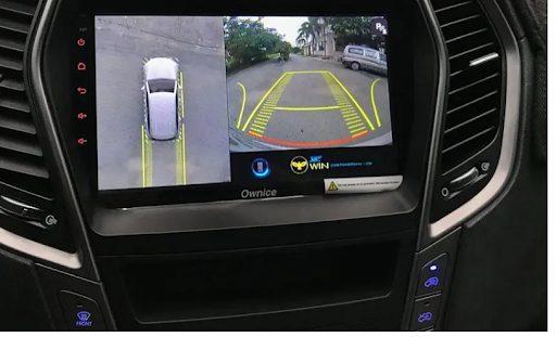 Độ camera 360 cho ô tô   Camera 360 hãng owin