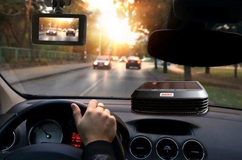 tham gia giao thông với camera hành trình