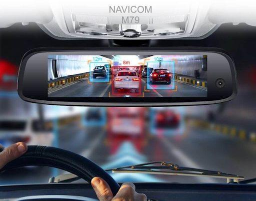 gắn camera hành trình cho ô tô | Camera hành trình NAVICOM