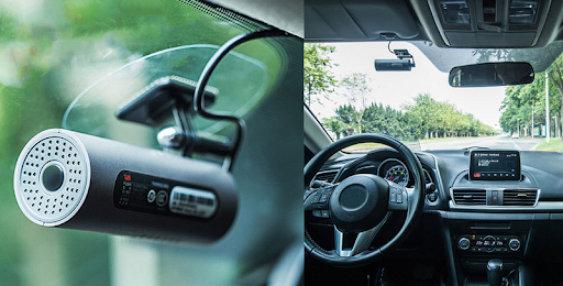 gắn camera hành trình cho ô tô | Camera hành trình Xiaomi