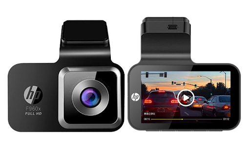 gắn camera hành trình cho ô tô | Camera hành trình HP