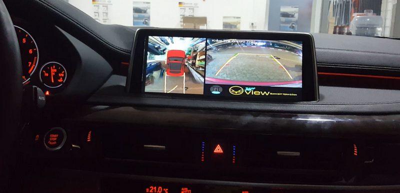 giá camera 360 độ cho ô tô