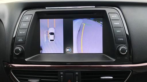 lắp đặt camera 360 độ cho xe ô tô
