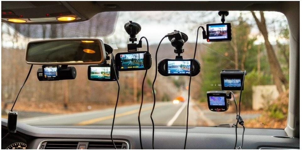 Lắp camera hành trình cho ô tô | Ledtech