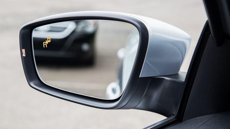 độ gương cảnh báo điểm mù | Ledtech