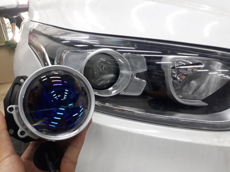 Có nên độ đèn Laser cho ô tô hay không?