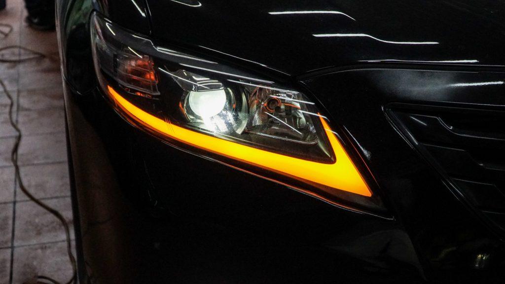 Độ đèn ô tô Camry như thế nào? Độ đèn ô tô Camry ở đâu uy tín?